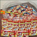 くじ付「おっとっと」お菓子袋つりつり子供の日イベント大会 70人用 / こどもの日・抽選会・福引  8533