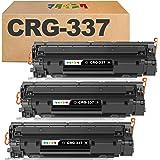 【マタインク】キヤノン(Canon)対応 CRG-337 互換トナーカートリッジ 黒3本セット 互換トナー 対応機種:Canon用 MF217W MF211 MF212W MF216N MF226DN MF227DW MF229DW MF224DW