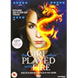 GIRL WHO PLAYED WITH FIRE -HMV [DVD]