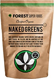 Forest Super Foods #1 Certified Organic Naked Greens 500g (60 day supply)
