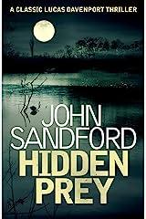 Hidden Prey: Lucas Davenport 15 Kindle Edition