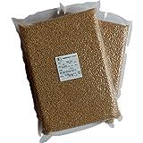 【新米令和2年産】JAS有機栽培米あきたこまち 玄米5kg(真空パック2.5kg×2)