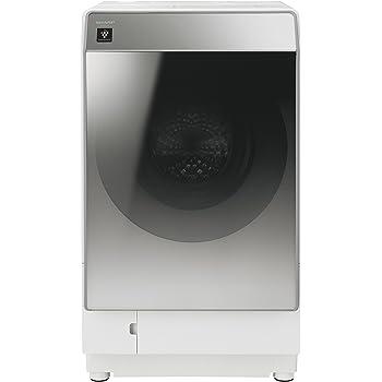シャープ ドラム式洗濯乾燥機 11kg ミラーシルバー系 ES-P110-SR