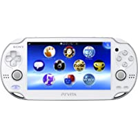 PlayStation Vita (プレイステーション ヴィータ) Wi‐Fiモデル クリスタル・ホワイト (PCH-1…