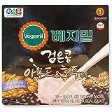 Dr Chung's Food Vegemil Black Bean Almond & Walnut Soymilk, 16 x 190ml