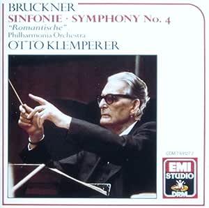 Bruckner;Symphony No. 4