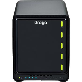 【日本正規代理店品】Drobo 5Dt(Turbo Edition) USB3.0&Thunderbolt 2対応外付けHDDケース(3.5インチ×5bay) PDR-5DT