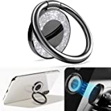 Phone Ring Holder | Allengel Phone Ring Holder Metal | for Magnetic Car Mount Compatible | with iPhone, Samsung, LG, Sony, HT