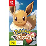 Pokémon: Let's Go, Eevee! - Nintendo Switch
