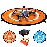 Fstop Labs Drone and Quadcopter Landing Pad Accessories 32 inch, Waterproof Nylon for DJI Tello Mavic Phantom 3 4 Spark Mavic
