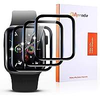 『2021年春改良』3枚セット OAproda Apple Watch 用 保護 フィルム 44mm Series 6…