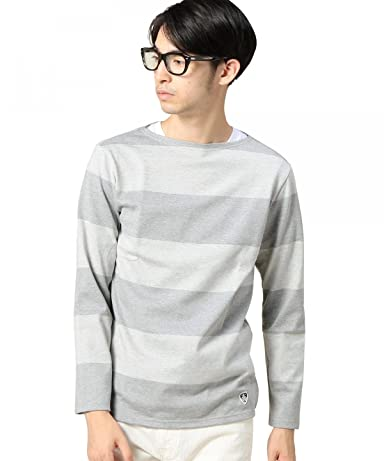 Boatneck Shirt 1212-414-5725: Grey