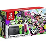 Nintendo Switch スプラトゥーン2セット 【数量限定購入特典】イカすスタートガイド 付