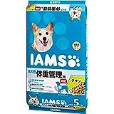 アイムス (IAMS) ドッグフード 成犬用 体重管理用 中粒 チキン 5キログラム (x 1)