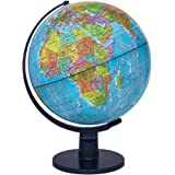"""Waypoint Geographic Scout 12"""" Globe - Great Quality Globe For Kids & Teachers - More than 4, 000 name Places - Great Color &"""