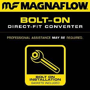 MagnaFlow 5581941 CONVERTER DIRECT FIT