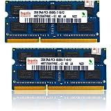 Hynix ノートPC用 DUALメモリ DDR3-1066 PC3-8500S (2GB×2) Side3[並行輸入]