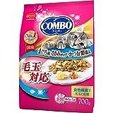コンボ コンボ キャット 毛玉対応 まぐろ味・ささみチップ・かつお節添え700g