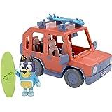 Bluey 13018 Heeler 4WD Family Vehicle Playset