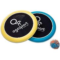 オゴスポーツ (OGOSPORT) オゴディスク ミニ イエロー・ブルー SMC02