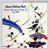 J.C.バッハ:ピアノ三重奏曲 Op.2 & 1
