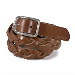 Billykirk Braided Leather Belt 354