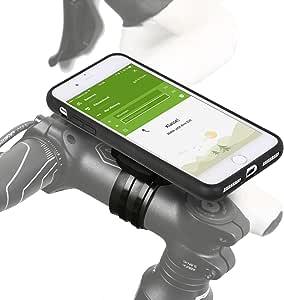 """Wicked Chili (ウィケッド チリ) クイックマウントシリーズ IPX3ケース 自転車、車、台所、様々な場所にワンタッチで簡単に取り付け可能 (iPhone 7(4.7""""))"""