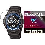 TRAN(トラン)(R) CASIO 腕時計 G-SHOCK ジーショック 対応 高硬度アクリルコート 気泡が入りにくい…