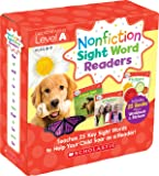 Nonfiction Sight Word Readers Level A, Ages 3-7: Teaches 25…