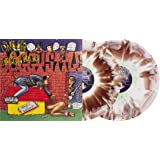 Doggystyle Exclusive Brown And Minty Color Splatter Vinyl