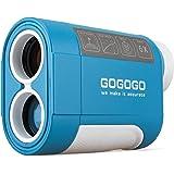 携帯型 多機能 レーザー距離計 Rangefinder 600m/1000m スーパークリア ゴルフスコープ光学6倍望遠…