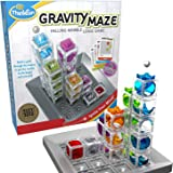 ThinkFun Gravity Maze - Falling Marble Logic Game