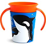 Munchkin Miracle 360 WildLove Trainer Cup, 6 Oz, Orca
