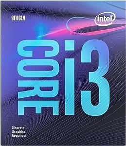 INTEL インテル Core i3-9100F CPU 4コア / 6MBキャッシュ / LGA1151 CPU BX80684I39100F 【BOX】【日本正規流通品】