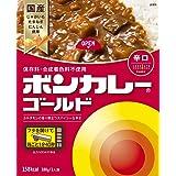 大塚食品 ボンカレーゴールド 【辛口】 180g×5個