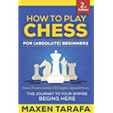 Chess: How to Play Chess for (Absolute) Beginners: 1