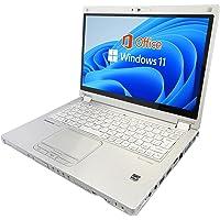 wajun 保証カード付 Panasonic ノートPC CF-MX5/12.5型フルHD/タッチパネル搭載/Win 1…