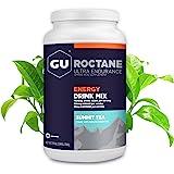 GU Energy Roctane Ultra Endurance Energy Drink Mix, Summit Tea, 3.44-Pound Jar