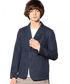 Beste Cotton Work Jacket 3222-186-0248: Navy