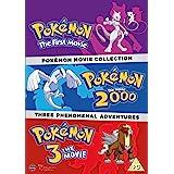 Pokemon Movie Collection [Regions 2,4]