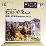 Rachmaninov Piano Concertos N