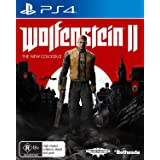 Wolfenstein 2 The New Colossus - PlayStation 4