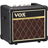 VOX ギター用 モデリングアンプ MINI3-G2 CL クラシック 自宅練習 ストリートに最適 持ち運び 電池駆動 マイク入力 MP3接続 ヘッドフォン使用可 3W