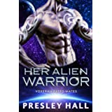 Her Alien Warrior: A Sci-Fi Alien Romance