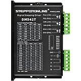 STEPPERONLINE CNC Digital Stepper Motor Driver 1.0-4.2A 20-50VDC for Nema 17, 23, 24 and 34 Stepper Motor