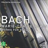 バッハ:オルガン作品全集(全201曲)(3回目録音最新盤)