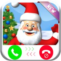 A Real Voice Call From Santa Claus OMG HE ANSWERED - FREE FAKE PHONE CALL ID PRO 2019 - PRANK FOR KIDS