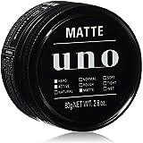 UNO(ウーノ) マットエフェクター ワックス 80g