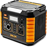 BALDR Portable Power Station 330W, Portable Solar Generators for home use, CPAP Backup Battery with QC3.0&TypeC SOS Flashligh