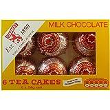 5 Pack of Tunnocks Snacks Tea Cakes 6pk